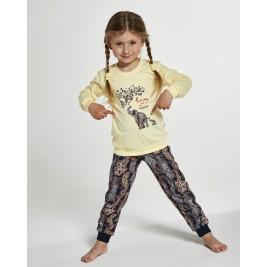 594/133 ELEPHANTS pižama mergaitiška