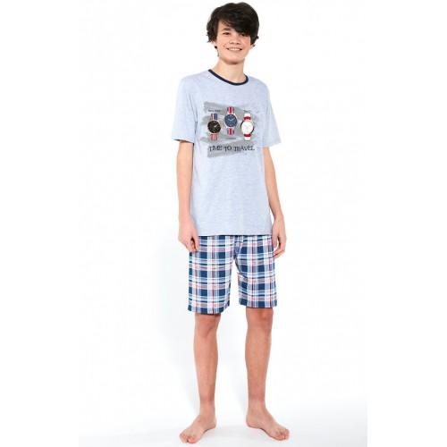 551/34 TIME TO TRAVEL jaunuolio pižama