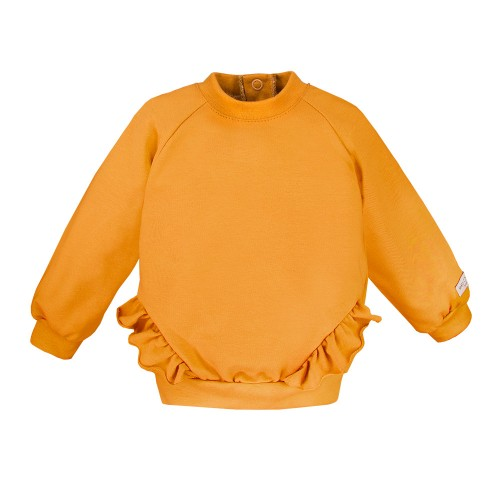 SIMPLY COMFY  marškinėliai gelsvi