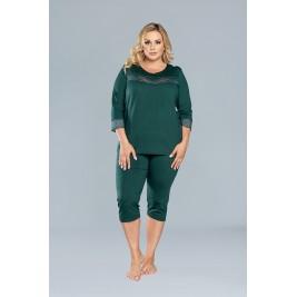 IZYDA pižama (žalia)