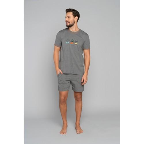 TABATA pižama su šortais vyriška