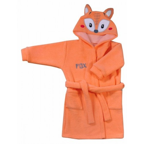 STWOREK  FOX chalatas vaikiškas