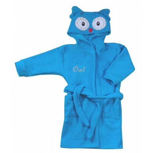 STWOREK  OWL chalatas vaikiškas