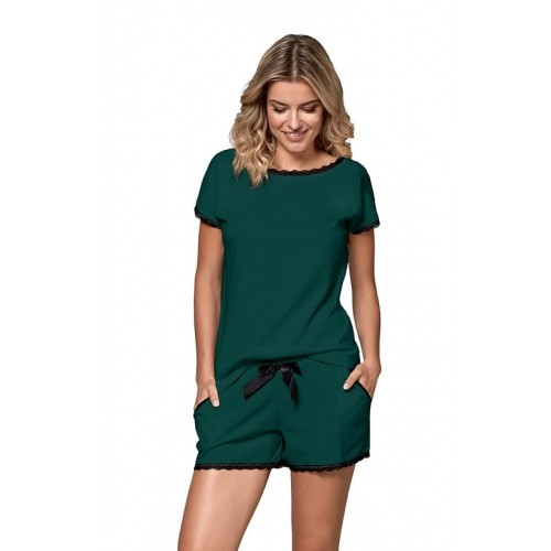 BY NIGHT MARGOT pižama (žalia)